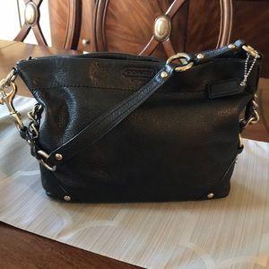 Coach Black Handbag